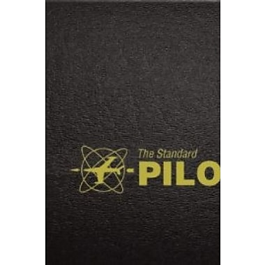 The Standard Pilot Log (Black): ASA-SP-30 (Standard Pilot Logbooks), New Book (9781560273288)