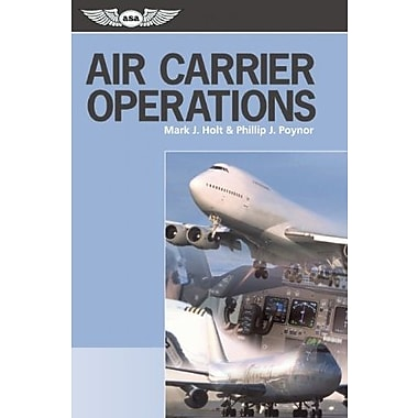 Air Carrier Operations Used Book (9781560276463)