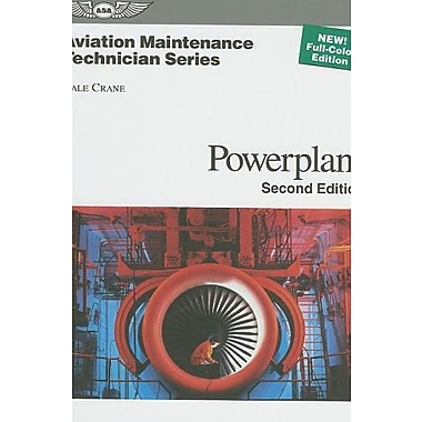 Aviation Maintenance Technician: Powerplant (Aviation Maintenance Technician series), New Book (9781560277101)