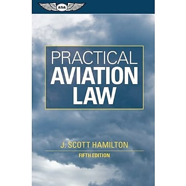Practical Aviation Law, New Book (9781560277637)