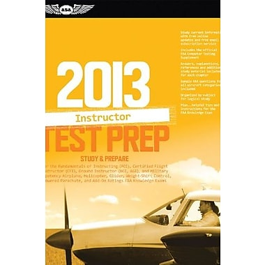 Instructor Test Prep 2013, Used Book