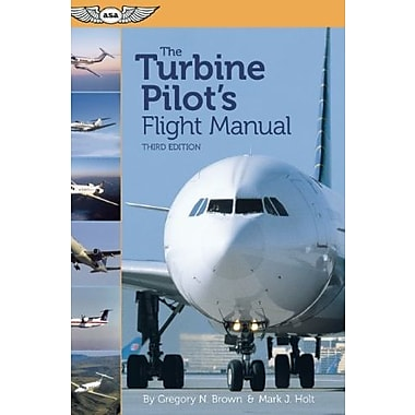 The Turbine Pilot's Flight Manual, Used Book (9781560279464)