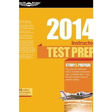 Instructor Test Prep 2014, Used Book