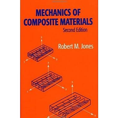 Mechanics Of Composite Materials (Materials Science & Engineering Series), New Book (9781560327127)