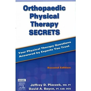 Orthopaedic Physical Therapy Secrets, 2e, Used Book (9781560537083)