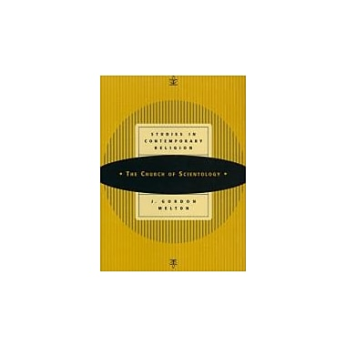 The Church of Scientology (Studies in Contemporary Religions, series volume 1), New Book (9781560851394)
