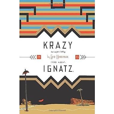 Krazy & Ignatz: Komplete 1935-1936 A Wild Warmth of Chromatic Gravy, New Book (9781560976905)