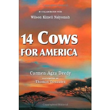 14 Cows for America Used Book (9781561454907)