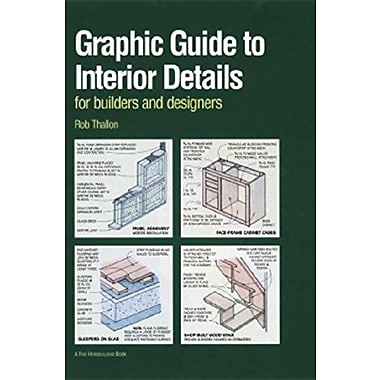 For Pros by Pros: Graphic Guide to Interior Details, Used Book (9781561583249)