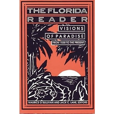 The Florida Reader: Visions of Paradise, Used Book (9781561640621)