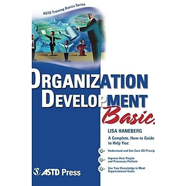 Organization Development Basics, Used Book (9781562864118)