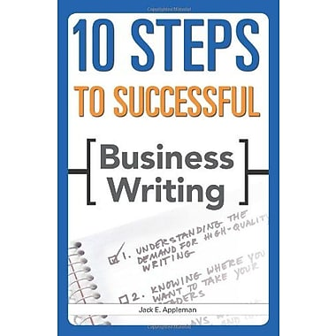 10 Steps to Successful Business Writing Used Book (9781562864811)