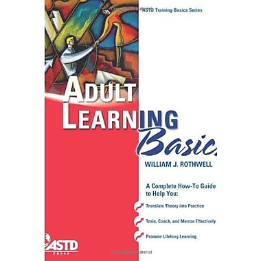 Adult Learning Basics Used Book (9781562865337)