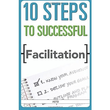 10 Steps to Successful Facilitation, Used Book (9781562865382)