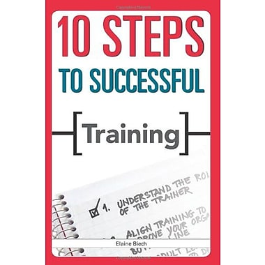 10 Steps to Successful Training, Used Book (9781562865412)