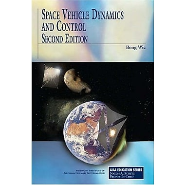 Space Vehicle Dynamics and Control Used Book (9781563479533)