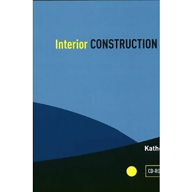 Interior Construction Documents, Used Book (9781563672545)