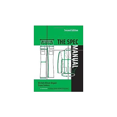 The Spec Manual 2nd edition, New Book (9781563673733)