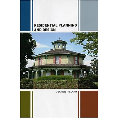 Residential Planning and Design, New Book (9781563673849)