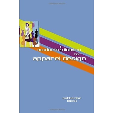 Modaris & Diamino for Apparel Design, Used Book (9781563674662)