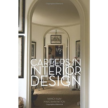Careers in Interior Design, Used Book (9781563677168)