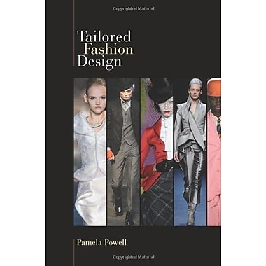 Tailored Fashion Design, New Book (9781563677465)
