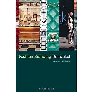 Fashion Branding Unraveled, Used Book (9781563678745)