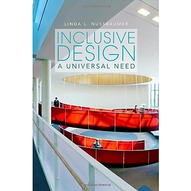 Inclusive Design: A Universal Need, Used Book (9781563679216)