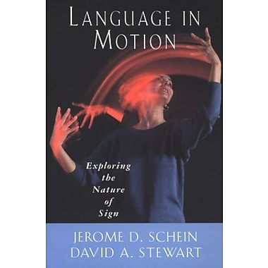 Language in Motion, Used Book (9781563680397)