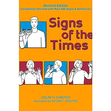 Signs of the Times, Used Book (9781563684463)