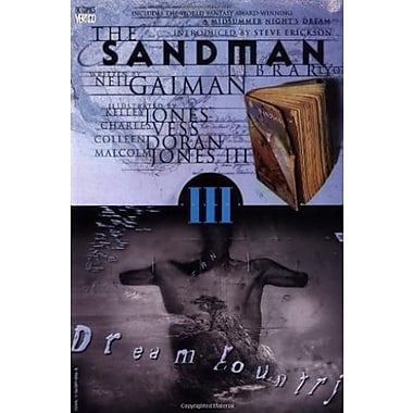 The Sandman Library, Volume 3: Dream Country, New Book (9781563890161)