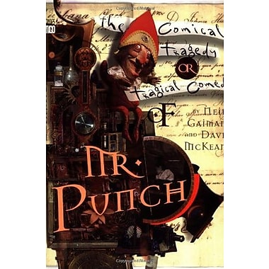 The Tragical Comedy or Comical Tragedy of Mr. Punch, New Book (9781563892462)