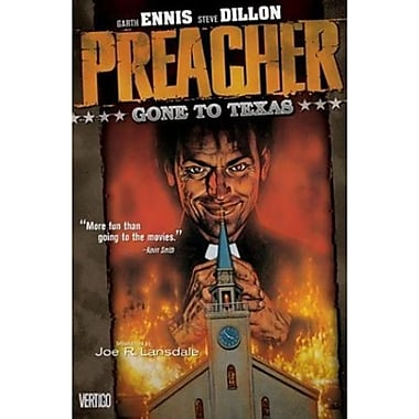 Preacher VOL 01: Gone to Texas, Used Book (9781563892615)