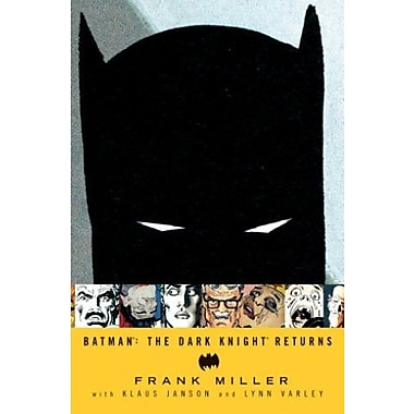 Batman: The Dark Knight Returns, Used Book (9781563893421)