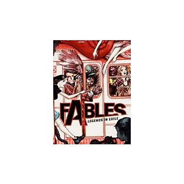 Fables Volume 1: Legends in Exile, Used Book (9781563899423)