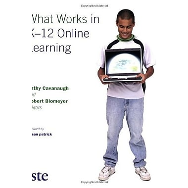 What Works in K-12 Online Learning Used Book (9781564842367)