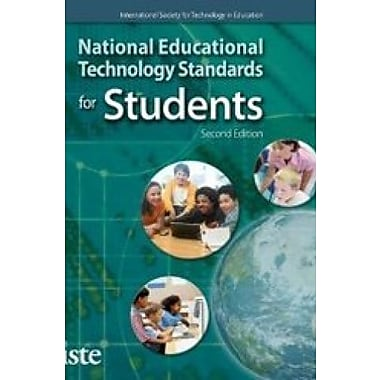 National Educational Technology Standards for Students: Second Edition Used Book (9781564842374)