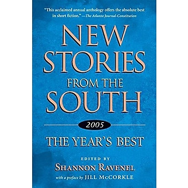 New Stories from the South, 2005, New Book (9781565124691)