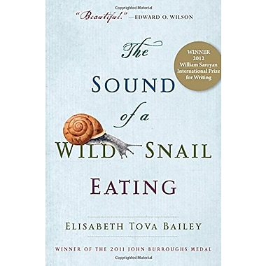 The Sound of a Wild Snail Eating, New Book (9781565126060)