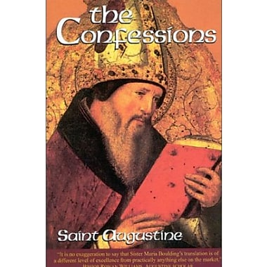 The Confessions, Revised (The Works of Saint Augustine: A Translation for the 21st Century Vol. 1), Used Book (9781565481541)