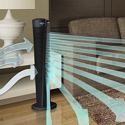 Vornado 184 V-Flow Whole Room Tower Circulator, 41''