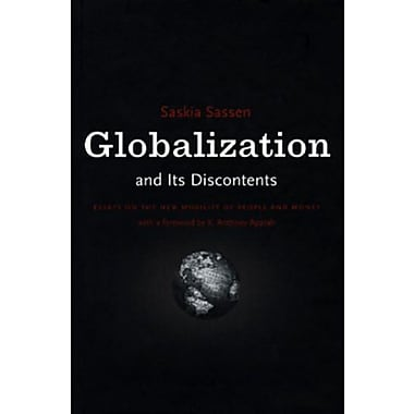 Globalization and Its Discontents (9781565845183)