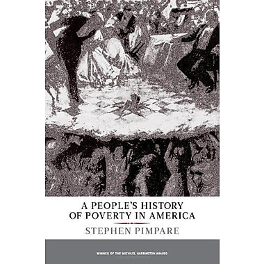 A People's History of Poverty in America (New Press People's History), Used Book (9781565849341)