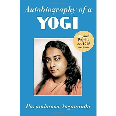 Autobiography of a Yogi (Reprint of the Philosophical library 1946 First Edition), New Book (9781565892125)