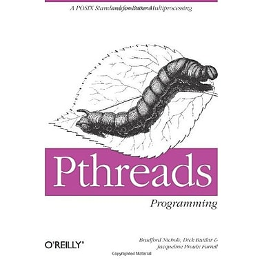 PThreads Programming: A POSIX Standard for Better Multiprocessing Used Book (9781565921153)