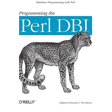 Programming the Perl DBI: Database programming with Perl Used Book (9781565926998)