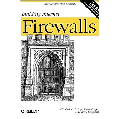 Building Internet Firewalls Used Book (9781565928718)