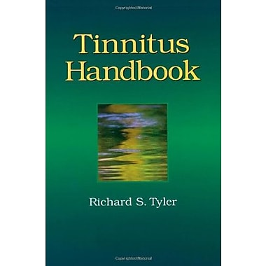 Tinnitus Handbook, New Book (9781565939226)
