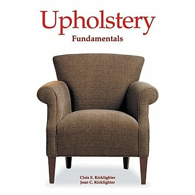 Upholstery Fundamentals, Used Book (9781566377898)