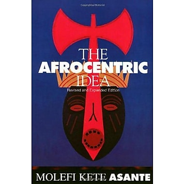 The Afrocentric Idea, Revised and Expanded Edition, New Book (9781566395953)